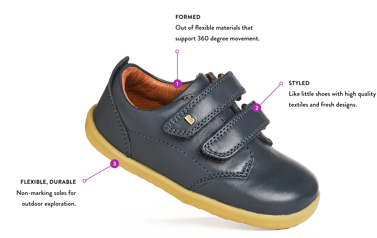 Baby & Toddler Shoe Store | Bobux